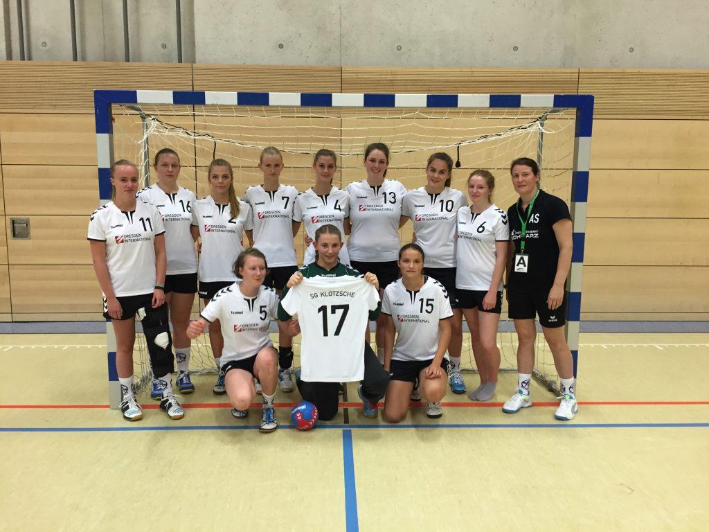 Weibliche Jugend A - Saison 2016/2017